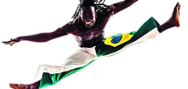 Capoeira Stanmore